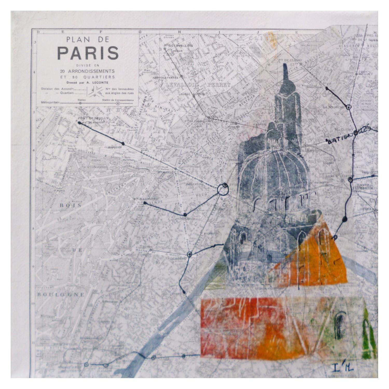 PLAN DE PARIS 10