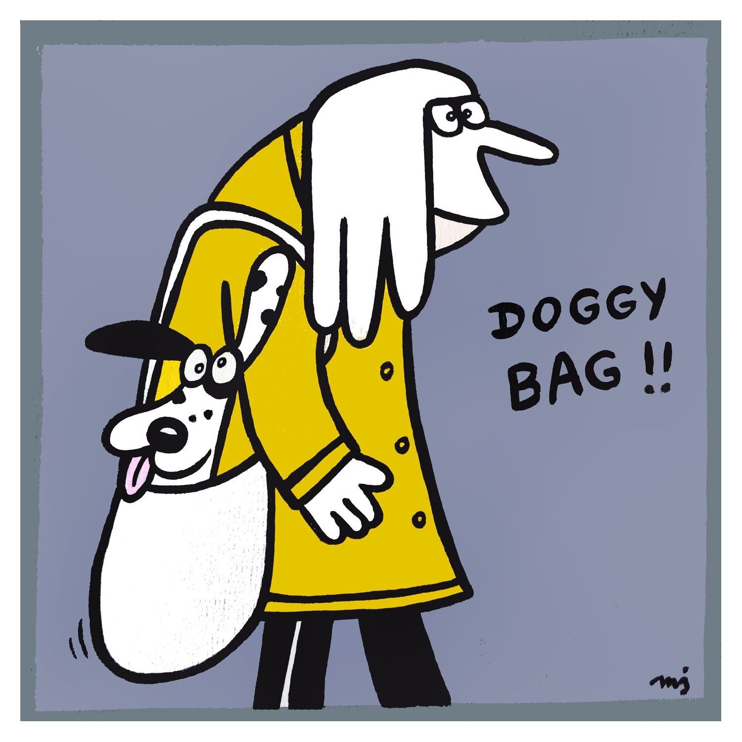 DOGGY BAG !!
