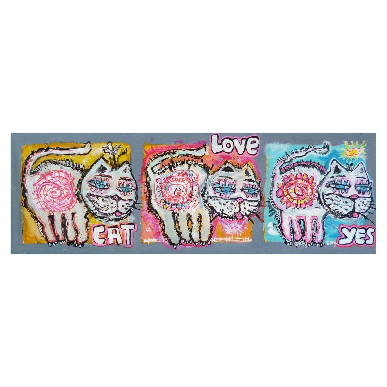 LES 3 CATS