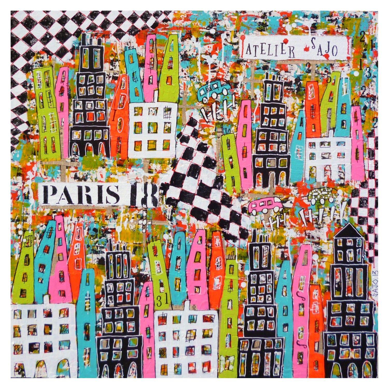 VILLE 14 - PARIS