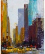 NEW YORK, LES TAXIS