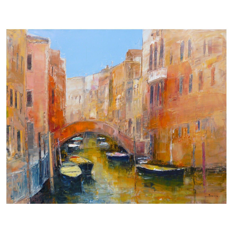 CANAL A VENISE