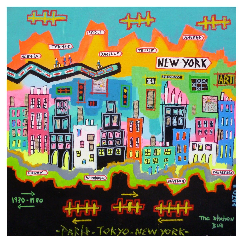 VILLE 20 - NEW YORK