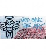 GOD SAVE THE ART