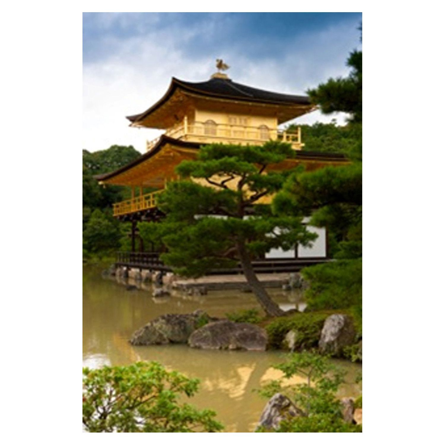 TEMPLE D'OR - KYOTO