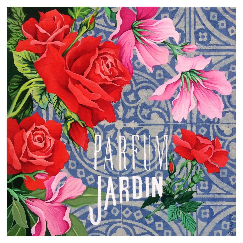 PARFUM JARDIN II
