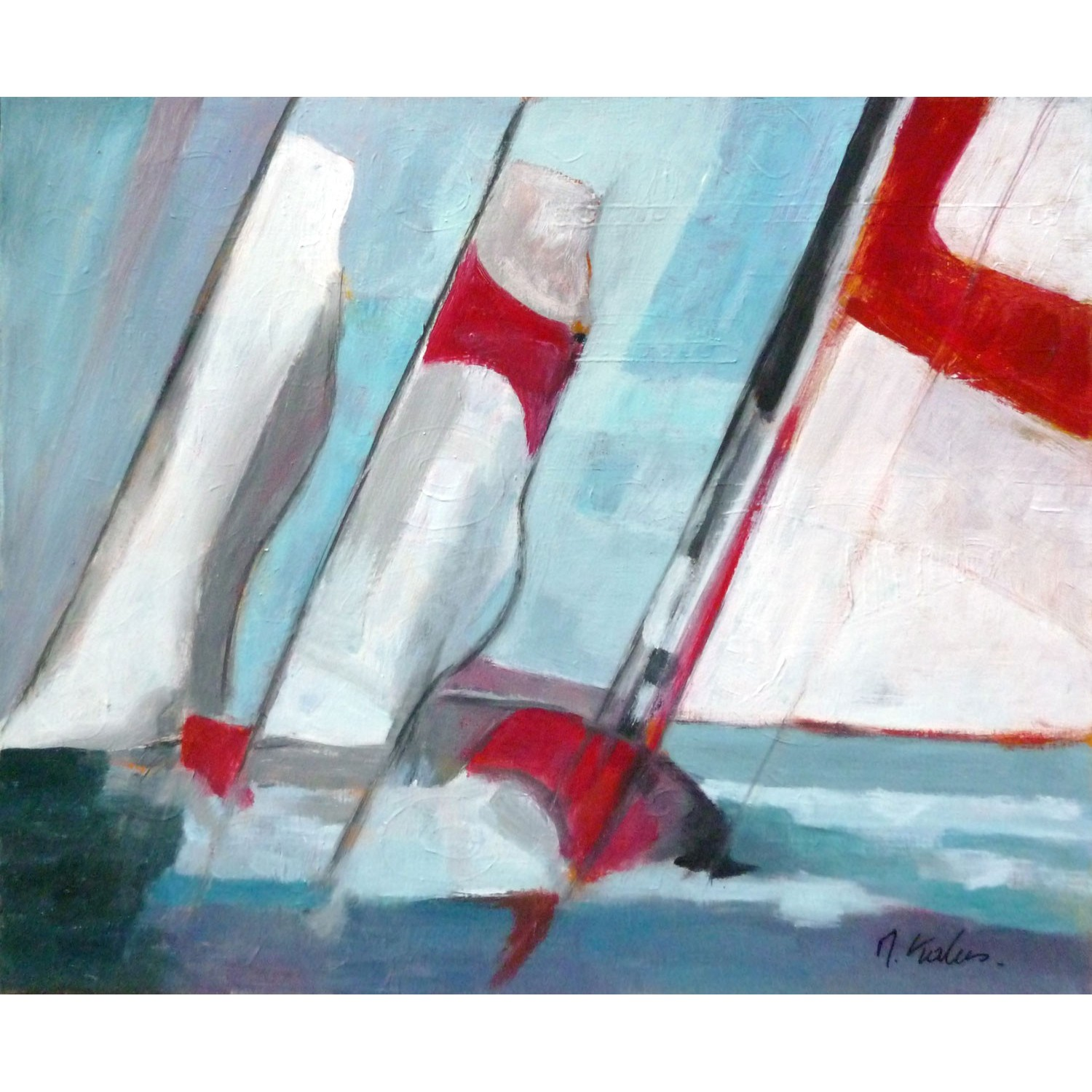 SERIE VOILE 5