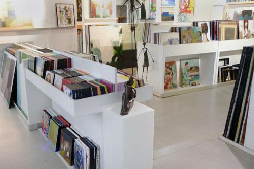 Galeries dart contemporain à paris et lyon tableaux photos sculptures artupdeco